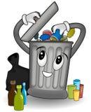 Proper Waste Segregation Stock Images