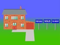 Property. Stock Photo