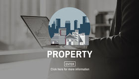 Property Business Financial Estate Investment Concept Stock Photography