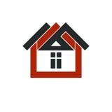 Property developer stylish estate agency vector symbol. Creative Stock Photography