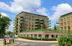 Property development Royalty Free Stock Photo