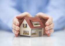 Property insurance concept Royalty Free Stock Photography