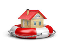 Property insurance Royalty Free Stock Image