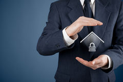 Property insurance Stock Photos