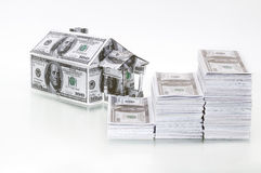 Property is investment Stock Photo