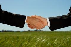Property Land Deal Royalty Free Stock Photos