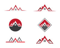 Property Logo Template Stock Images