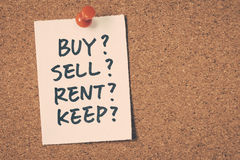 Property management Stock Photos