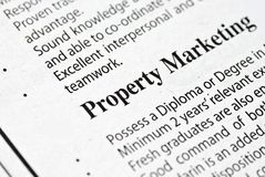Property marketing Stock Photos