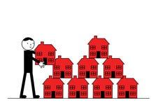 Property Portfolio Stock Images