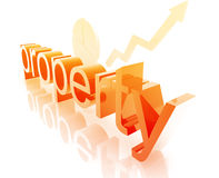 Property real estate improving Royalty Free Stock Image