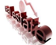 Property real estate worsening Stock Photo