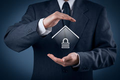 Property security Royalty Free Stock Photography