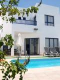 Property, Swimming Pool, Villa, Resort stock image