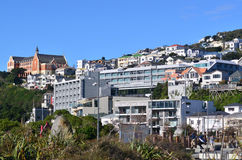 Property in Wellington - New Zealand Stock Images