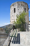 Properzio Tower. Spello. Umbria. Royalty Free Stock Images