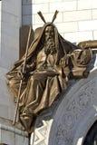 Prophète Moïse photographie stock