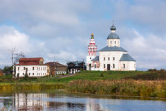 Prophet Elijah's Church, Suzdal, Russia Royalty Free Stock Images