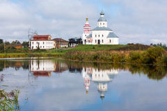 Prophet Elijah's Church, Suzdal, Russia Royalty Free Stock Photo