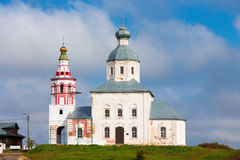 Prophet Elijah's Church, Suzdal, Russia Stock Photo