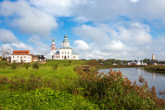 Prophet Elijah's Church, Suzdal, Russia Royalty Free Stock Photos