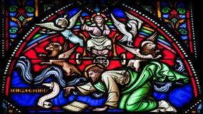 Prophet Ezekiel Stock Image