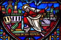 The prophet Jeremiah Royalty Free Stock Image