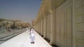 Prophetic Mosque Stock Photo