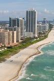 Propiedad horizontal de Miami Imagen de archivo