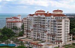Propiedad horizontal de Miami Foto de archivo