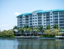 Propiedades horizontales de la Florida Imagenes de archivo