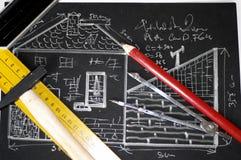 Propiedades inmobiliarias Fotos de archivo
