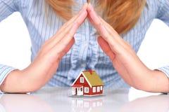 Propiedades inmobiliarias. Imágenes de archivo libres de regalías