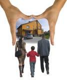 Propiedades inmobiliarias Imágenes de archivo libres de regalías