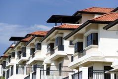 Propiedades inmobiliarias Imagenes de archivo