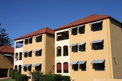 Propiedades inmobiliarias de Australia Fotografía de archivo