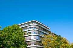 Propiedades inmobiliarias de Berlín Foto de archivo libre de regalías