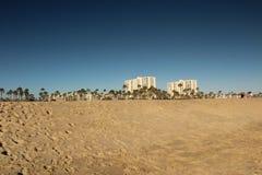 Propiedades inmobiliarias frente al mar Foto de archivo libre de regalías