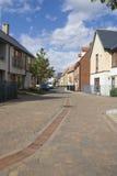 Propiedades inmobiliarias Ipswich Reino Unido Fotos de archivo