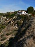 Propiedades inmobiliarias meridionales de California Fotografía de archivo libre de regalías