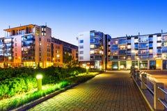 Propiedades inmobiliarias modernas