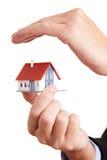 Propiedades inmobiliarias seguras Fotos de archivo libres de regalías