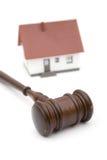 Propiedades inmobiliarias y leyes imagen de archivo libre de regalías