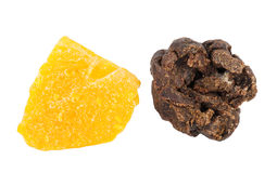 Propolis and beeswax Royalty Free Stock Images