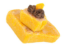 Propolis and beeswax Stock Images