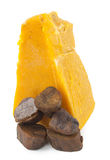 Propolis and beeswax Stock Photography