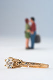 The Proposal Royalty Free Stock Photos