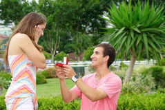 Proposal Stock Photos