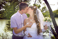 Proposal of marriage Stock Photography