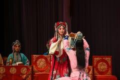 """Proposez les généraux de femmes de Pékin un Opera"""" de pain grillé du  de € de Yang Familyâ photos stock"""